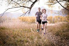 Wilderness Jogging - Pocono Lifestyle Activity! LEARN MORE AT - http://www.PoconoHomesRealEstate.com