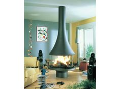 MARINA 993 Chimenea central by JC Bordelet Industries diseño Jean Claude Bordelet