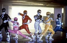 "THE SCRIPT FOR THE MOVIE WAS WRITTEN AS THE FILM WAS BEING SHOT. Mighty Morphin Power Rangers: The Movie filmed for five months in Australia and, like the show, was non-union. Unlike the show, it didn't feature any recycled Japanese footage.   ""The film started off as a fairly modest project, around $18 million, and seemed to get bigger and bigger as we went along,"" Paul Freeman, who played the film's villain, Ivan Ooze, told the Los Angeles Times in 1995. ""The script developed as we were…"