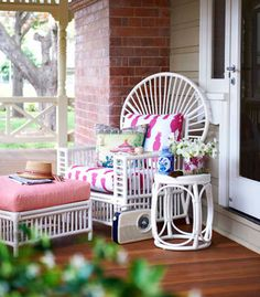 House & Garden: Open season: how to create a restful indoor-outdoor zone (Australia)