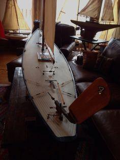 "J class humongous pond sailor ""Topper"" : 4, Christibys"