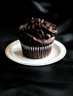 (vía Mela e Cannella: Espresso Chocolate cupcakes)