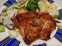Chicken and fruit salada