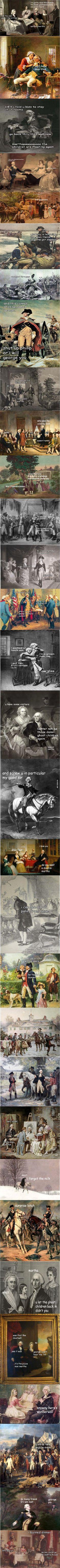 Adventures with George Washington, Part 2