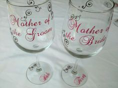 Personalized Mother of the Bride or Groom gift by WaterfallDesigns