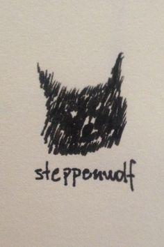 Lobo da Estepe - tatttoo Steppenwolf