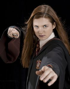 Bonnie Wright as Ginny Weasley: Harry Potter Gina Harry Potter, Harry Potter Ginny Weasley, Harry And Ginny, Harry Potter Characters, Harry Potter World, Draco, Albus Severus, James Potter, Bonnie Wright