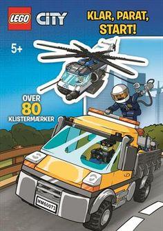 Læs om LEGO City (LEGO aktivitetsbøger) - En aktivitetsbog med klistermærker. Udgivet af Forlaget Bolden. Bogens ISBN er 9788771066227, køb den her