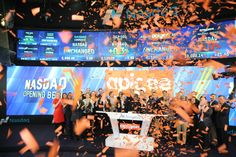 Apigee rings the Nasdaq Opening Bell! $APIC #ILoveAPIs