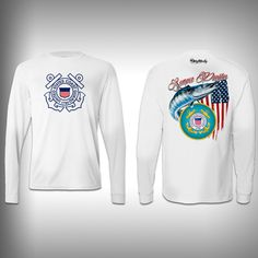 Coast Guard  Surf Monkey Sublimate Graphics, Custom t-shirt custom tshirt, Custom t shirts, Apparel design & printing, Design t-shirts by SurfmonkeyGear on Etsy