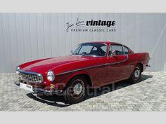 VOLVO P1800 S 1966