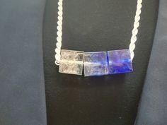 #resin #squere #jewels #homemade Arrow Necklace, Resin, Homemade, Jewels, Diamond, Home Made, Jewerly, Diamonds, Gemstones