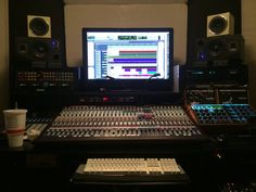 Octave One Music & Recording Studios. #MusicProduction