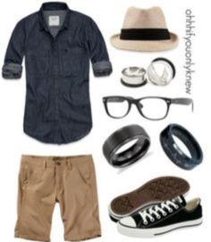 Inspiring men's summer outfits to copy (12)