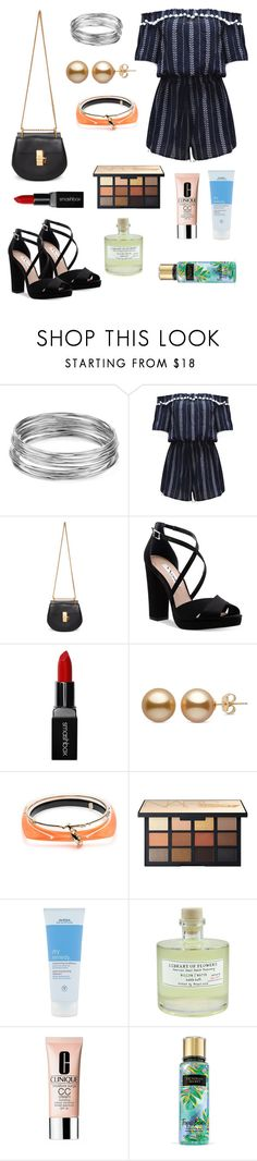"""Untitled #998"" by lexi-riney ❤ liked on Polyvore featuring Aqua, WithChic, Chloé, Nina, Smashbox, Alexis Bittar, NARS Cosmetics, Aveda, Library of Flowers and Clinique"