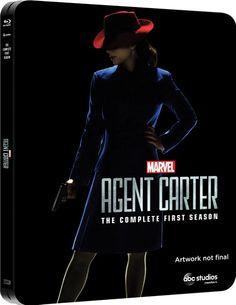 Marvel's Agent Carter - Season 1 - Zavvi Exclusive Limited Edition Steelbook