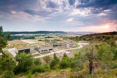 Europejskie Centrum Edukacji Geologicznej w Checinach - For more architectural photos go to http://www.danielciesielski.com/