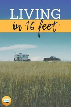 #nomad life in a tiny camper! This is #rvliving with a #minimalist twist. I'd say it's almost #vanlife - but, either way it is pure #wanderlust #rvlife