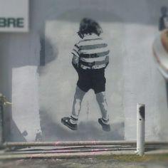 Street/wall art » @nickogibson » Instagram Profile » Followgram