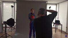 Scuderia Toro Rosso: Brendon Hartley And Pierre Gasly TV Visuals - Behind The Scenes (VIDEO)