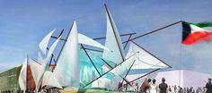 Kuwait Pavilion at Expo Milano 2015, Milano, 2015 - Italo Rota