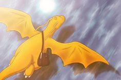 Remember the Dragonite Messenger for Mewtwo?