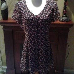 New H&M dress New with tags h&m button down dress. Size 10 H&M Dresses