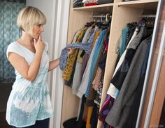 Kleiderschrank ausmisten: So klappt es