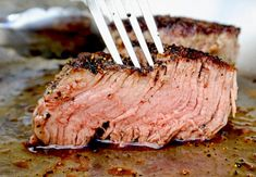 to Cook the Perfect Filet Mignon A simple and detailed description of how to cook the perfect filet mignon.A simple and detailed description of how to cook the perfect filet mignon. Perfect Filet Mignon, Simple Filet Mignon Recipe, Filet Mignon Recipes Grilled, Steak Recipes, Cooking Recipes, Cooking Ribs, Game Recipes, Beef Filet, Filet Steak