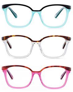Statement making glasses   Rivet & Sway