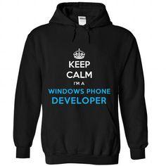Keep calm I am a Windows Phone Developer - #sweatshirt street #sweater knitted. ORDER HERE => https://www.sunfrog.com/No-Category/winphone-dev-2-3710-Black-Hoodie.html?68278