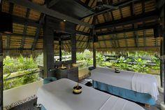 SIX SENSES SPA. Evason Resort & Spa Hua Hin, Thailand.