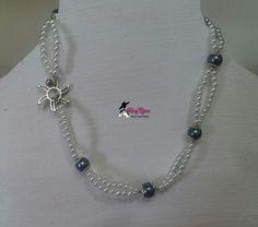Collana con perline, by Roxy Bijoux, 8,50 € su misshobby.com