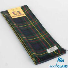 Clan MacLaren Modern Tartan Scarf