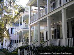 Porches make me happy!