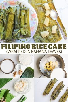 Suman Malagkit is a popular Filipino snack or dessert made with glutinous rice, coconut milk and ginger. It's an easy rice cake recipe that can be eaten with your favorite hot chocolate drink, mangoes or maple syrup.