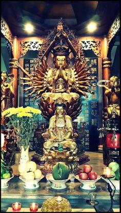 ho chi minh pagoda Buddhist temple