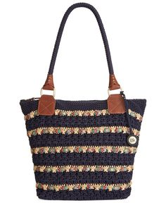 The Sak Cambria Large Crochet Tote - Handbags & Accessories - Macy's