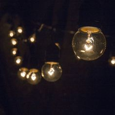 Ideal for hanging between trees, under canopies, on verandas or lanais, in restaurants or in tents. Patio Lighting, String Lights, Light Bulb, Dining Table, Pearl Earrings, Indoor, Fun Backyard, Home Decor, Exterior