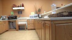 Crumley Hall - Community kitchen