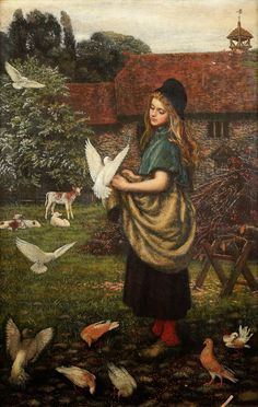 Image result for arthur hughes paintings