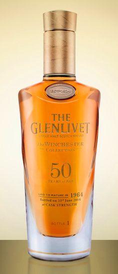 Glenlivet 50y.o. 1964
