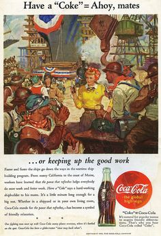Coke, Coca Cola ad Rosie & the Boys | Flickr - Photo Sharing!