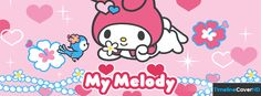 My Melody 6 Timeline Cover 850x315 Facebook Covers - Timeline Cover HD