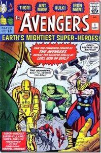 Avengers Spotlight on: The Avengers!