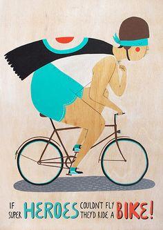 Bike heros