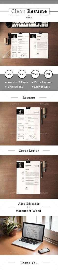 Resume\/CV Resume cv, Cv template and Template - size font for resume