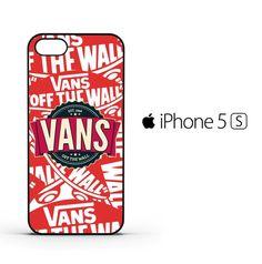 vans 1996 logo Z3214 iPhone 5   5S   SE Case