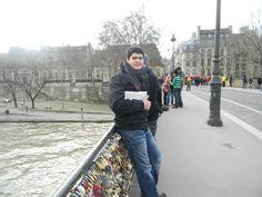 Bridge of Locks in Paris