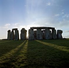 Stonehenge in Wiltshire UK